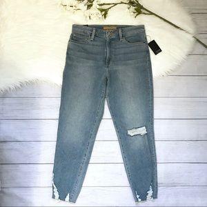 [Joe's Jeans] NWT Reese High Rise Straight Crop